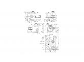 Канализационная насосная установка Grundfos Multilift M.12.1.4 10m