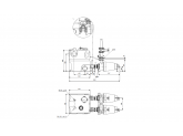 Канализационная насосная установка Grundfos Multilift MDV.80.80.92.2.51D/450.SL
