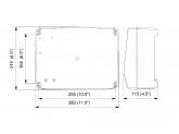 Блок управления Grundfos LC 231 2 x 1-9 DOL PI