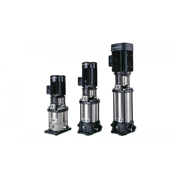 Насос вертикальный центробежный Grundfos CR 1-19 A-FGJ-A-E-HQQE 1х220
