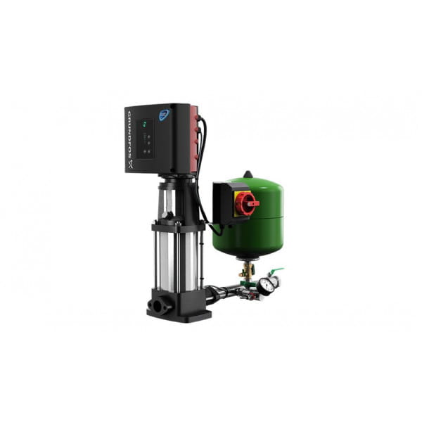 Установка повышения давления Grundfos HYDRO SOLO E CRE 1-9 HQQE