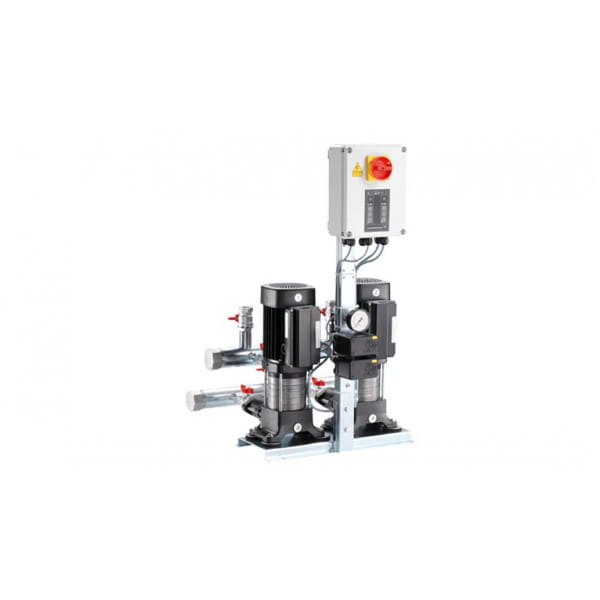 Установка повышения давления Grundfos HYDRO MULTI-S 2 CMV3-5