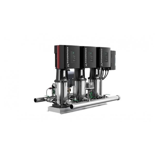 Установка повышения давления Grundfos HYDRO MULTI-E 3 CRE5-09