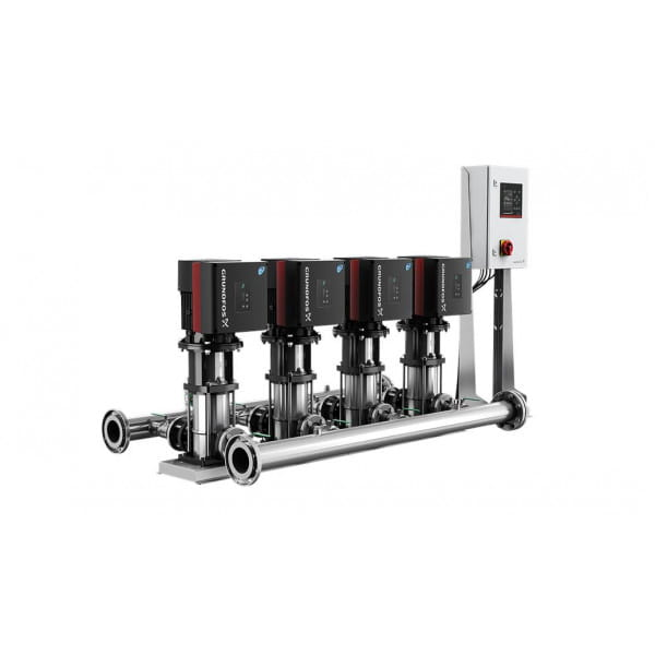 Установка повышения давления Grundfos HYDRO MPC-E 3 CRE32-5-2 50/60Hz RUS