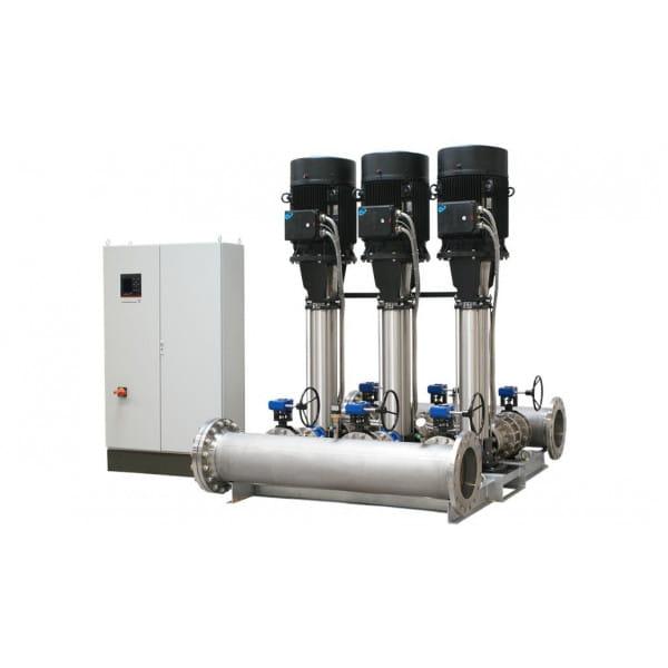 Установка повышения давления Grundfos HYDRO MPC-E 4 CR90-3-1 50/60Hz RUS U2 C-A-A-GHV