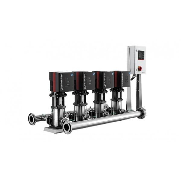 Установка повышения давления Grundfos HYDRO MPC-E 4 CRE45-3 50/60Hz RUS