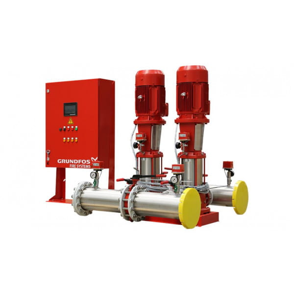 Установка повышения давления Grundfos HYDRO MX 2/1 3CR15-6