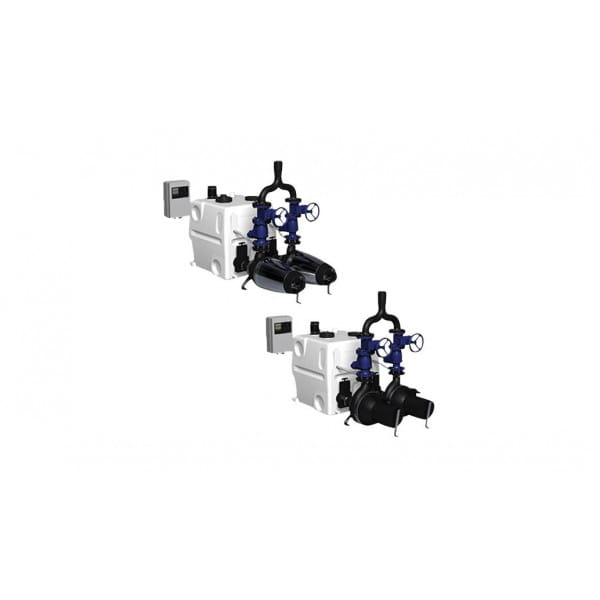 Канализационная насосная установка Grundfos Multilift MD1.80.80.40.4.51D/450.SE