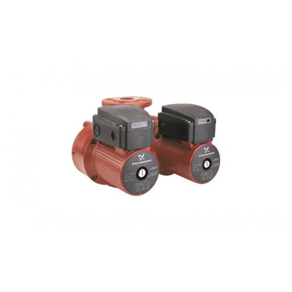 Насос циркуляционный Grundfos UPSD 40-120 F 3x400-415V PN6/10 w/relay