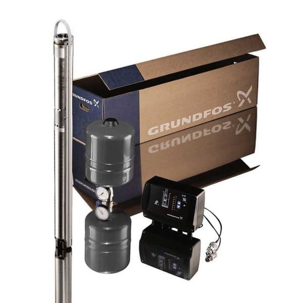Насос скважинный Grundfos SQE 5-70 (Комплект)