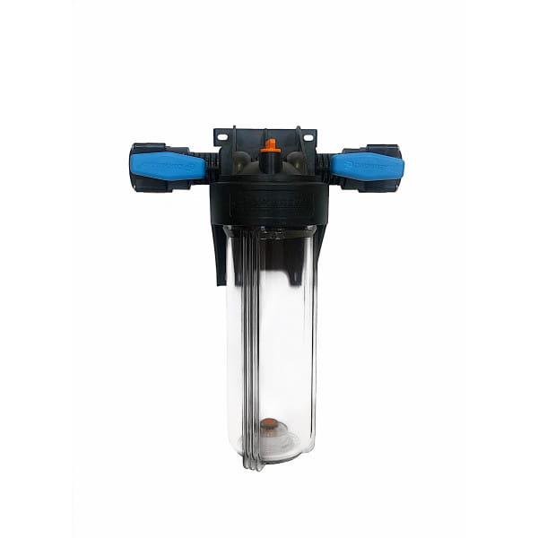 Корпус для картриджного фильтра  1 МС Т