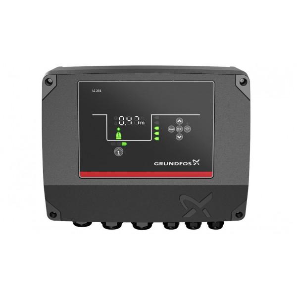 Блок управления Grundfos LC 231 1 x 1-12 DOL PI