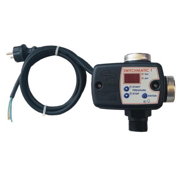 Электронный блок управления насосом Coelbo T-Kit Switchmatic 1