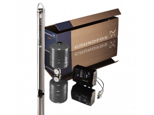 SQE 2-115 (Комплект) 96524507 в фирменном магазине Grundfos
